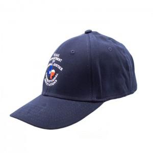 TDCJ Cap A Flex Cap in Navy