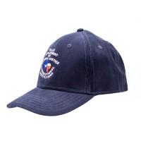 TDCJ Cap C Velcro Cap in Navy