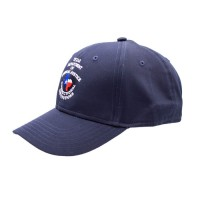 TDCJ Cap D Adjustable High Profile Cap in Navy