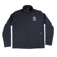 TDCJ J317 Port Authority Core Soft Shell Jacket in Black