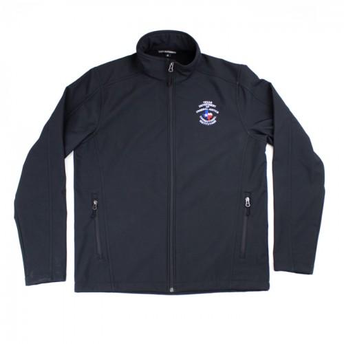 TDCJ J317 Port Authority Core Soft Shell Jacket in Black