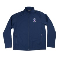 TDCJ J317 Port Authority Core Soft Shell Jacket in Navy